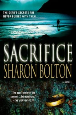 Sacrifice by Sharon Bolton