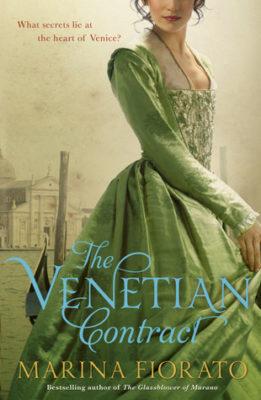 The Venetian Contract by Marina Fiorato