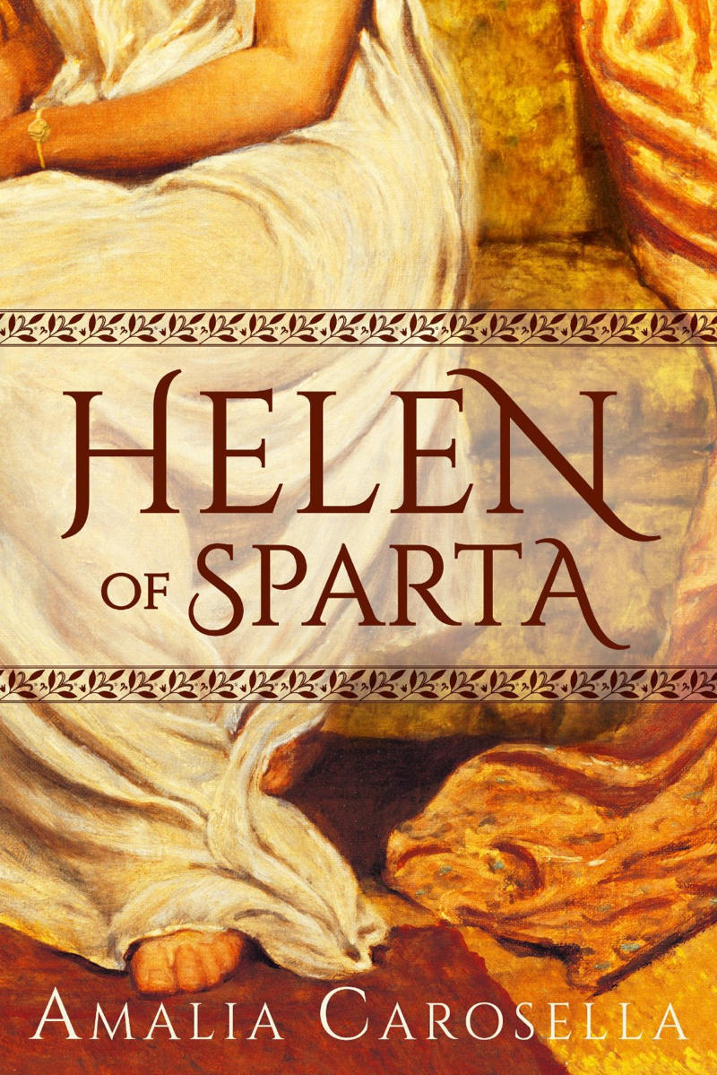 Helen of Sparta by Amalia Carosella