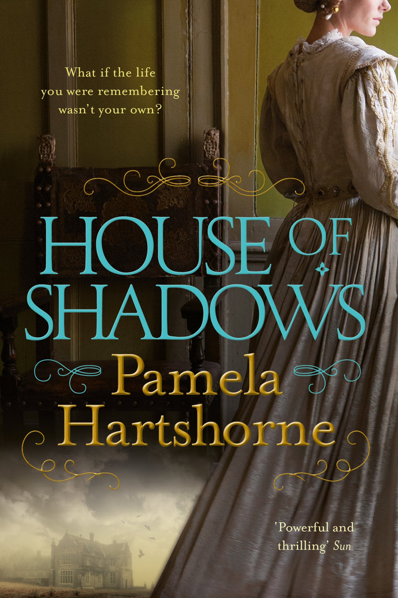 House of Shadows by Pamela Hartshorne