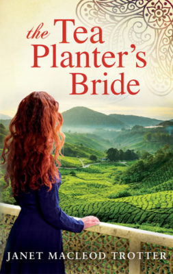 The Tea Planter's Bride by Janet MacLeod Trotter