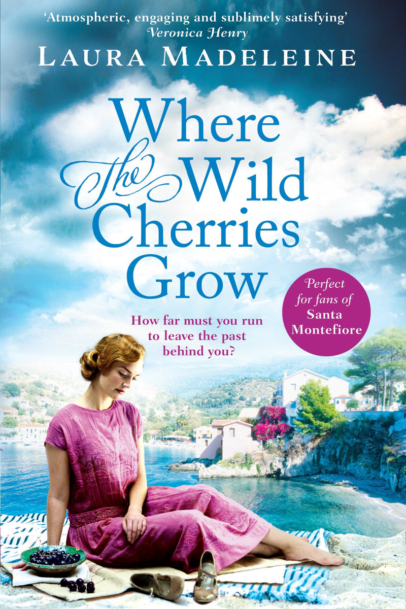 Where The Wild Cherries Grow by Laura Madeleine