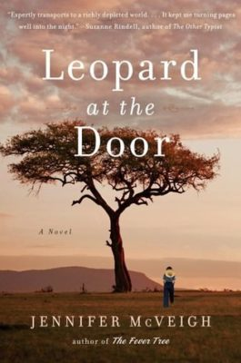 Leopard at the Door by Jennifer McVeigh