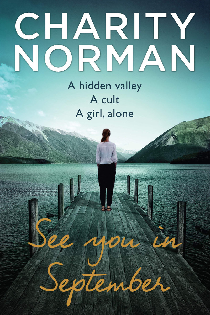 See You in September by Charity Norman
