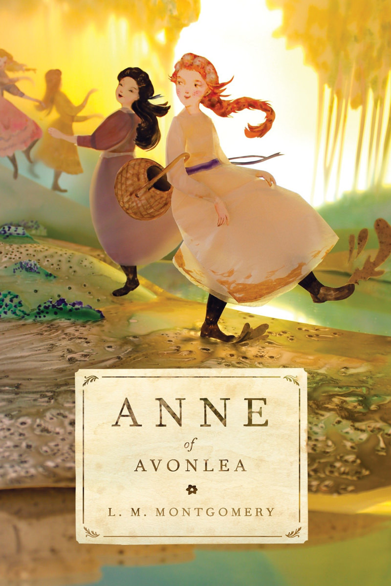 Anne of Avonlea by L.M. Montgomery