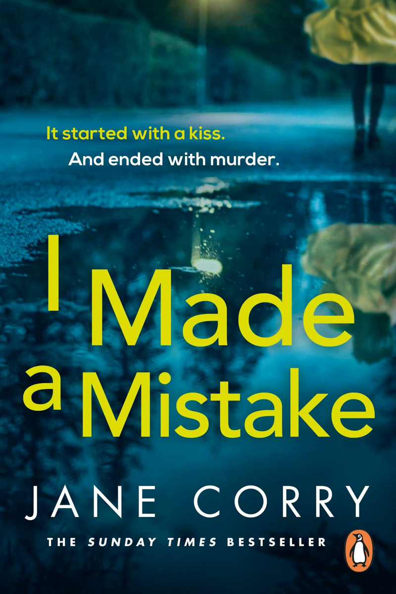 I Made A Mistake by Jane Corry